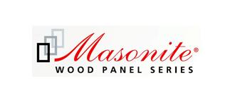 masonite wood panel series logo