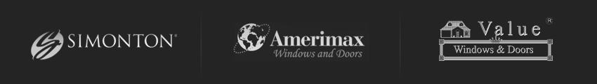 Simonton, Amerimax, Value Windows and Doors